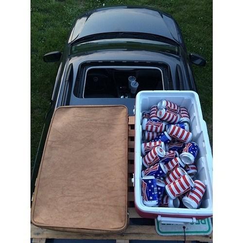 cooler beer murica funny trucks - 8201876224
