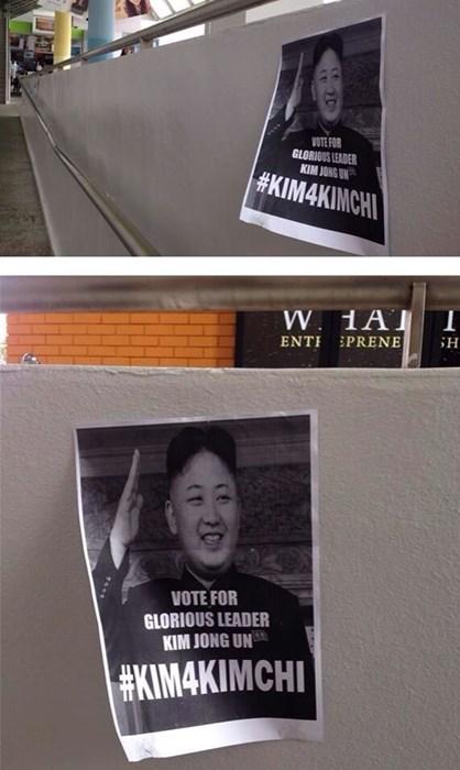 kim jong-un idiots funny student council g rated School of FAIL - 8201937152