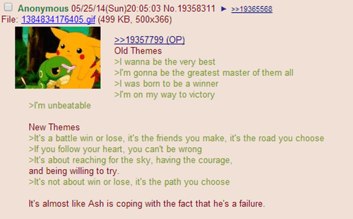 anonymous Pokémon 4chan - 8201941760