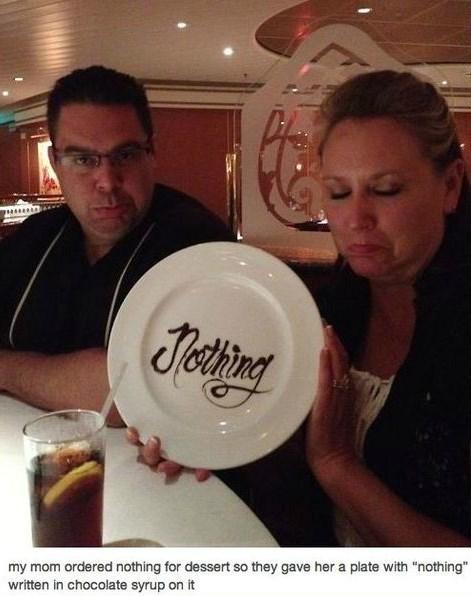 nothing dessert chocolate - 8202364928