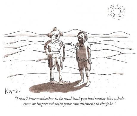 clowns desert water web comics - 8202370048