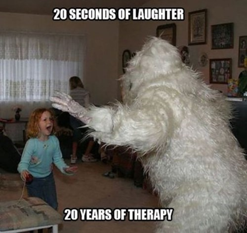 therapy parenting scarred for life monster - 8202381056