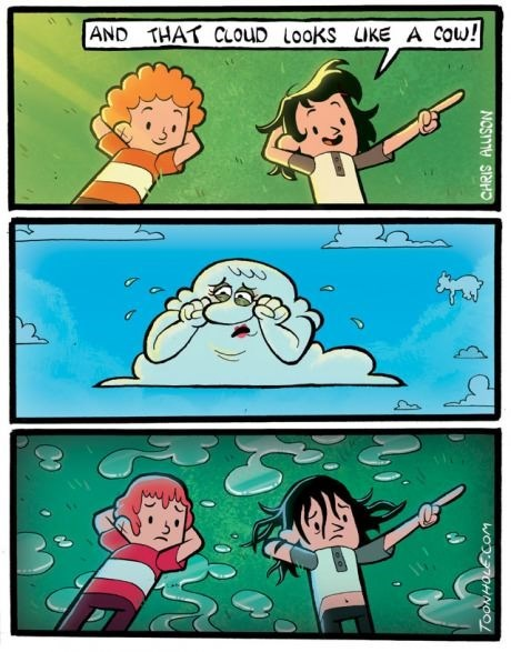 clouds crying web comics - 8202384128