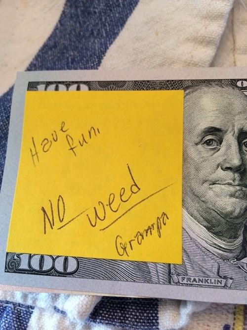 weed,money