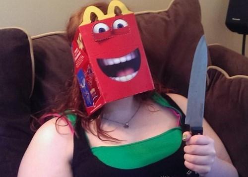 happy meal McDonald's mascots - 8202399232