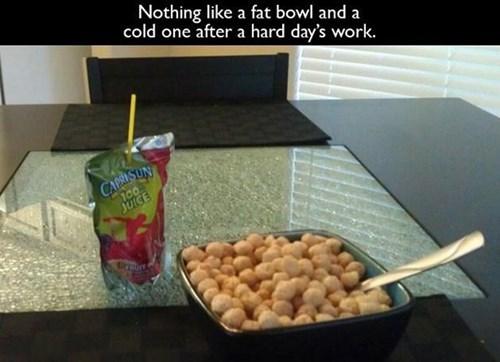 capri sun dinner food cereal - 8202446848
