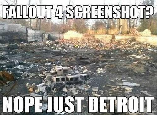 fallout fallout 4 detroit video games - 8202512128