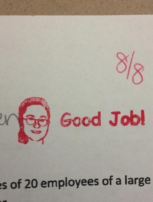 quiz stamp teacher funny - 8202524672
