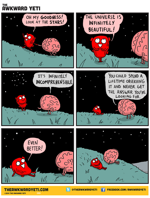 stomach heart space web comics - 8202634752