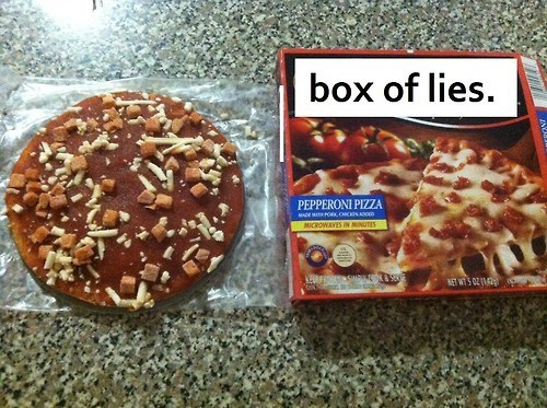 pizza expectations vs reality food - 8202704896
