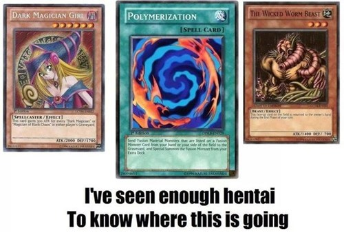 Yu Gi Oh that sounds naughty - 8202738688