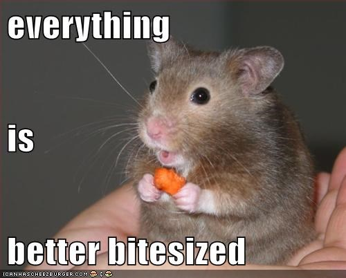 cute mice funny bite sized - 8202955008