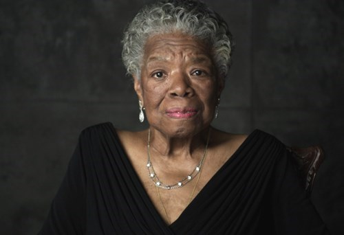 Death,maya angelou,writers