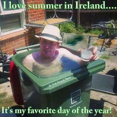 funny irish summer - 8203673088