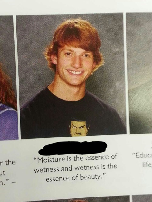 quote,sexy times,funny,yearbook