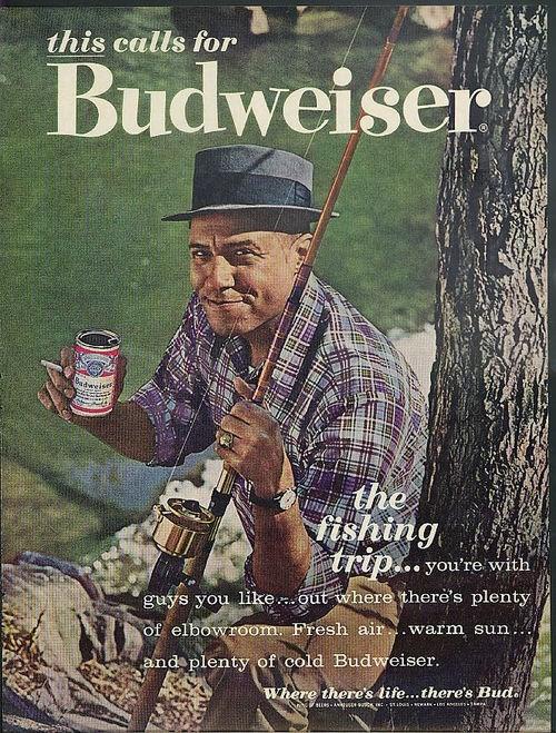 budweiser fishing funny wtf - 8203788032