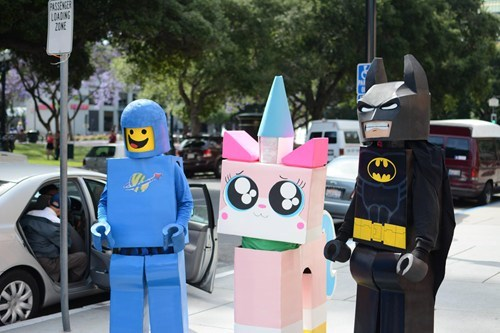cosplay,lego movie
