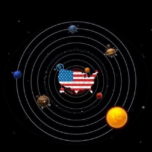 Astronomy Maps solar system - 8204769792