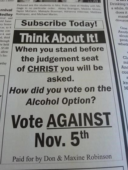 alcohol,jesus christ,voting