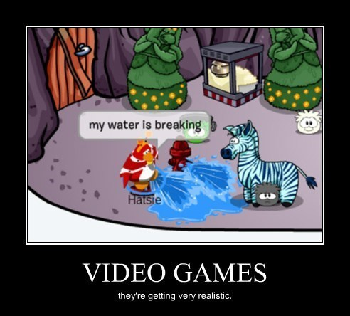 pregnant video games funny - 8204868096