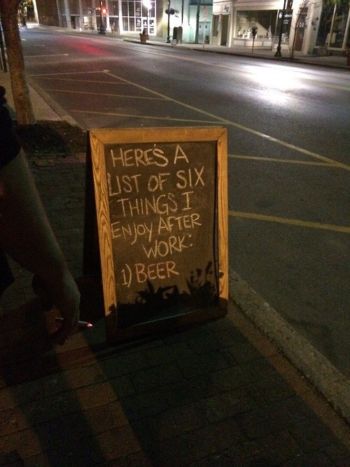 beer sign pub funny - 8204880384