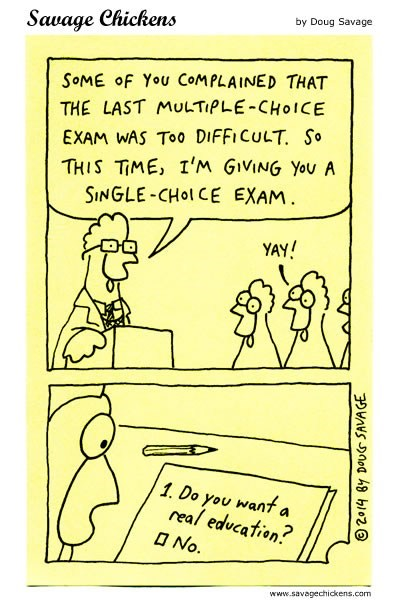 education exam funny - 8205025280