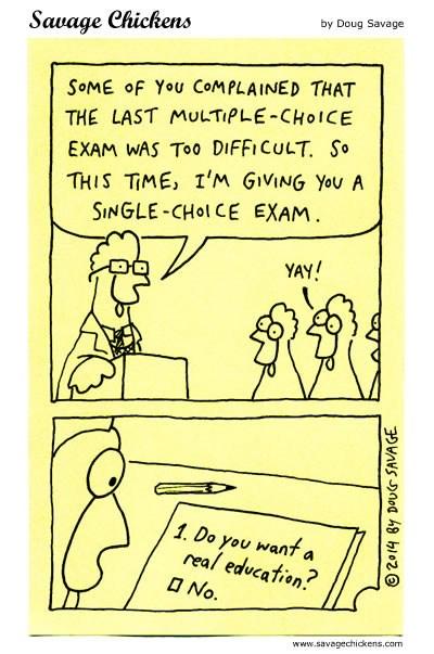 education exam funny - 8205025280