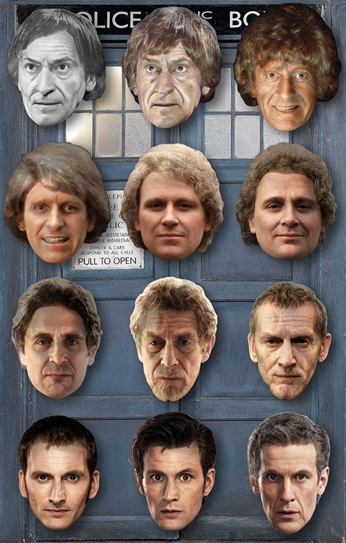 Mid-Regeneration Doctors