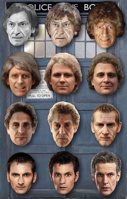 doctor who regeneration - 8205040896
