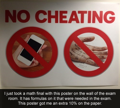 cheating exams school - 8205049344