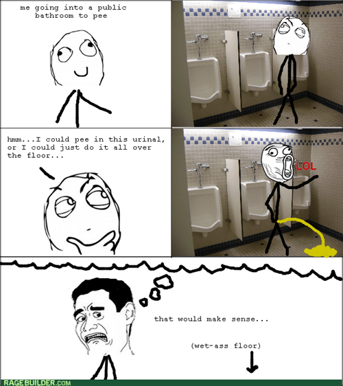 bathroom,explanation