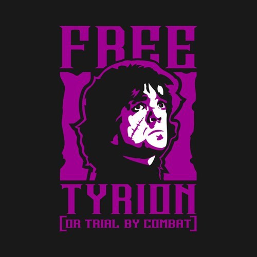 Game of Thrones for sale t shirts tyrion lannister - 8205607680