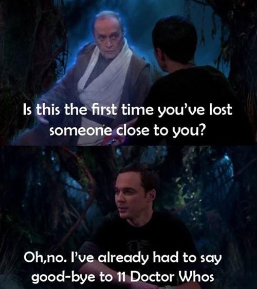 big bang theory funny star wars Sheldon Cooper - 8205926400