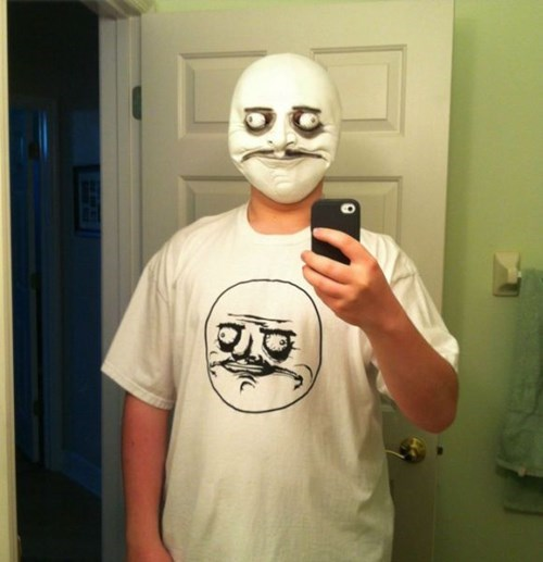 IRL me gusta Memes mask t shirts poorly dressed - 8205929728