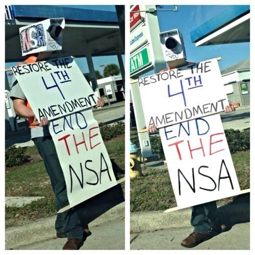 NSA,Protest