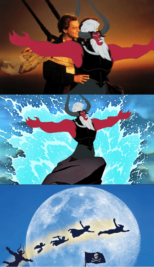 titanic,tirek,creed