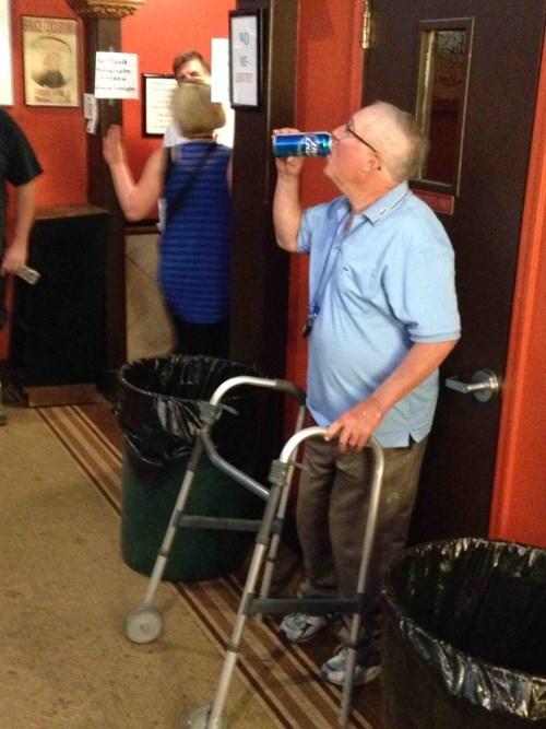 beer drunk funny walker - 8206185728