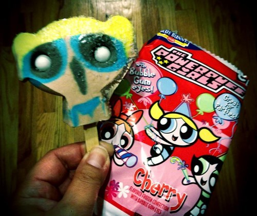powerpuff girls,expectations vs reality,ice cream