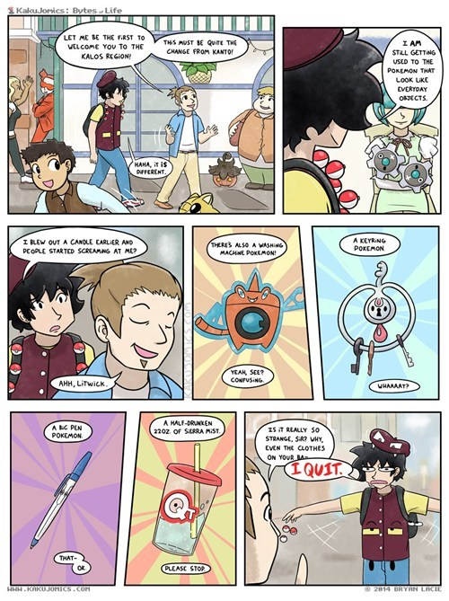 klefki,kalos,web comics