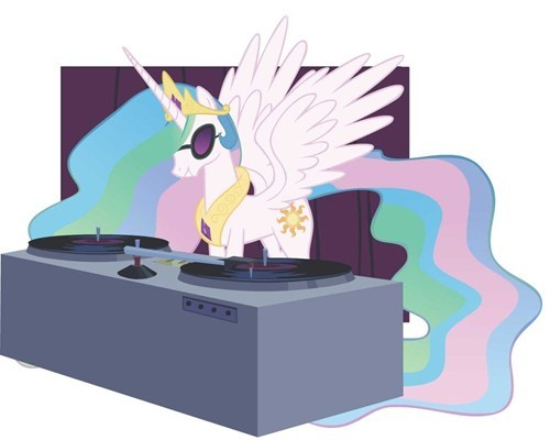 Fan Art timelord princess celestia - 8207219712