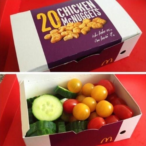 vegetables McDonald's - 8207715584