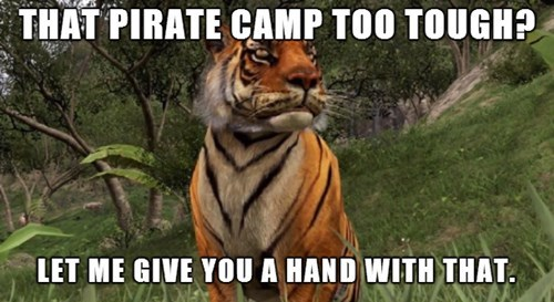 tiger,good guy,farcry