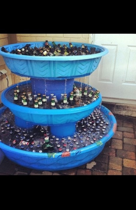 beer,kiddy pool,fountain,funny,after 12,g rated