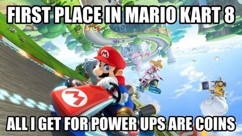 Mario Kart mario kart 8 First World Problems - 8208652544