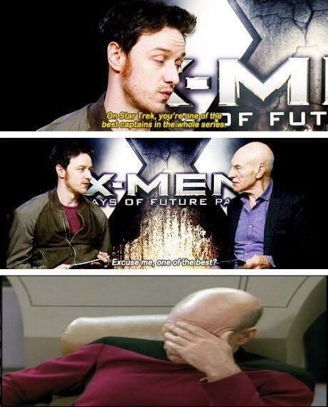 picard facepalm celeb Star Trek