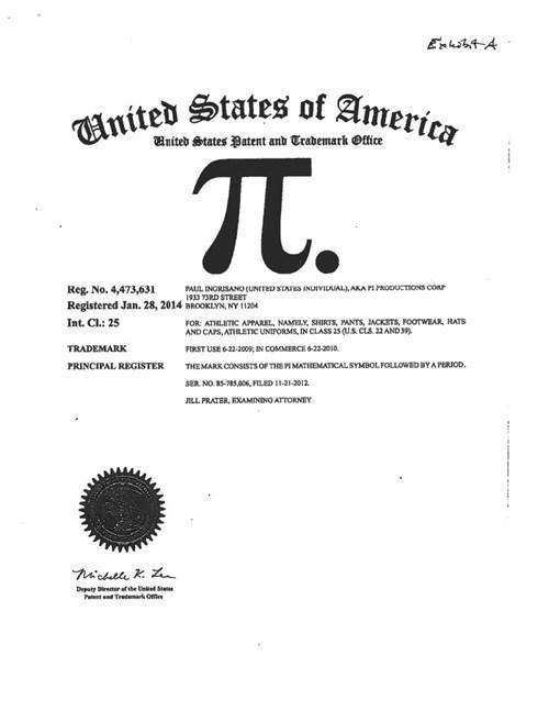 trademarks pi - 8208910336