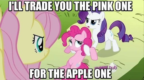 pinkie pie rarity trade ya - 8208967936