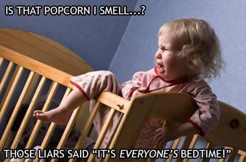 baby bedtime parenting Popcorn g rated - 8209065728