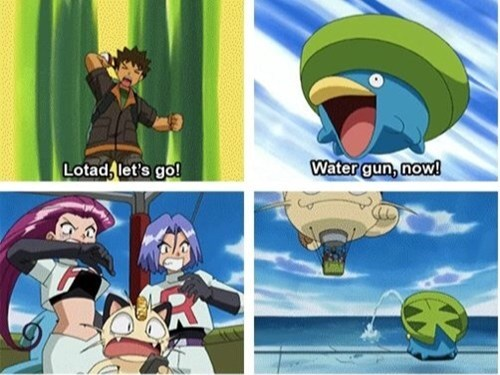 brock,Team Rocket,lotad