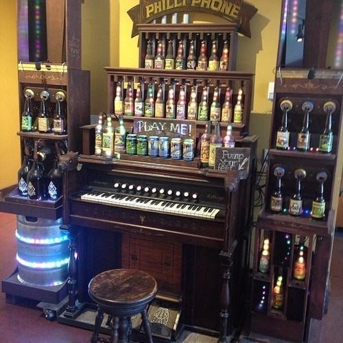 beer organs pub funny - 8209143040